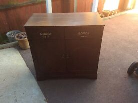 Cupboard for sale. £15. Collection from Rushden only. Good condition.