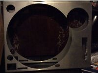 Technics 1210/1200 turntable covers stainless steel