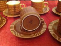 Tea cup retro