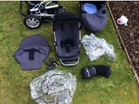 Quinny Buzz Travel System. Reasonable offers considered.