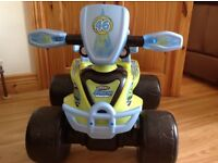 Kids battery powered quads
