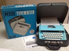 1960s childrens typewriter
