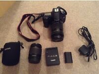Canon 60D and 2 Lenses. Excellent condition