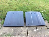 Freelander 1 solid sun roof panels