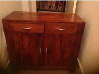 Sideboard Solid Wood Heavy