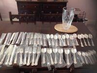 Mapping & Webb cutlery