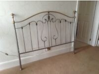 King size bed surround frame
