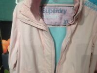 Women's superdry xl jacket
