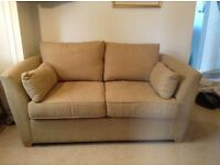 Gainsborough Tate 2.5str. Sofa bed. Superior quality, rarely used sofa bed.