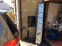 Aluminium ladders for sale