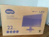 BENQ LED Monitor 22 inch