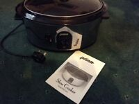 Prima slow cooker model PSO500, used