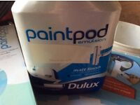 FREE TO COLLECT Dulux Paint Pod and Paint