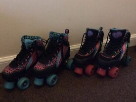 Rio Rollerboots, Size 3 and Size 4