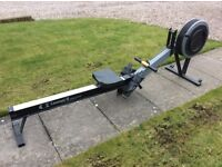 Concept 2 Rowing Machine in very good condition with 10 power settings.