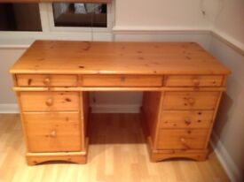 Writing Desk (Pine)