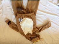 Graffalo costume