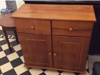 Small Pine Sideboard £20