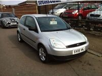 FORD FIESTA1.3 FINESSE