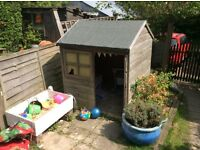 FREE Wooden Wendy House