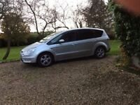 Ford S/ max dog transport