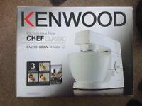 Kenwood food mixer