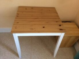 Small dining table 75x75