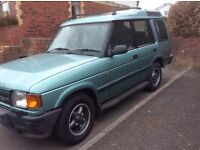 Landrover discovery 300tbi auto 7seater. Ing mot