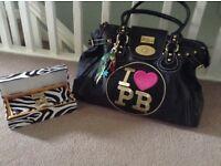 Pauls boutique bag and purse
