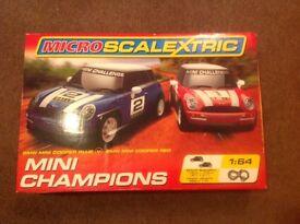 Micro Scalextric - Mini Champions