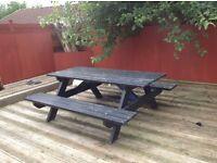 Grander bench