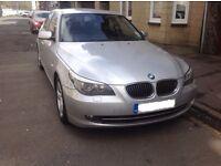 BMW 5 SERIES 3.0 525d SE 4dr 2007