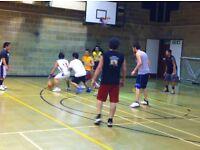Mens Wednesday Night Basketball Scrimmage