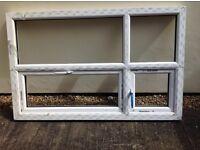 Pvc window no glass