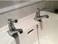 Bath and wash and basin taps for sale