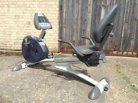 Tunturi E5R Recumbent Electric Exercise Bike (Delivery Available)