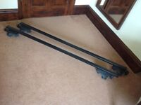 Thule Roof Rack and ladder clamps