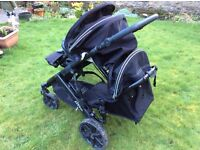 Britax B-Dual Double Buggy for sale