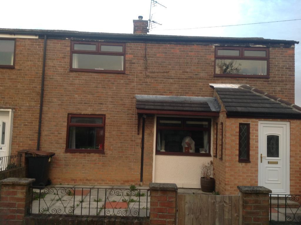 3 bed house, old part of town