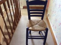 **FREE** : WOODEN CHAIR AND CUSHION