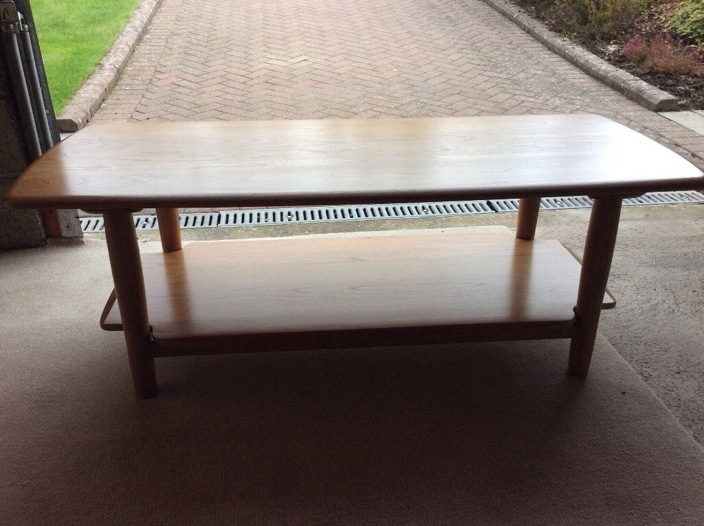 Ercol Coffee Table Immaculate Condition
