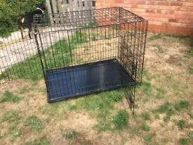 Xtra large Dog Security crate