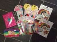 IDEAL BACK TO SCHOOL BNIB 11 piece Forest Friends stationery bundle