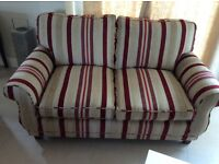 Laura Ashley 2 seater sofa. Excellent condition