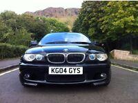 2004 E46 BMW 330ci M SPORT CABRIOLET CONVERTIBLE 231 BHP AUTO