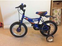 Kids/Boys Bike Raleigh