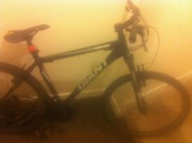 Giant Boulder Alux6000 Mountain Bike - £80 Ono - collection only