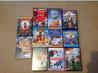 Bundle of Kids DVD's / Ninjacgo, The pirates, Rango