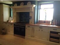X Kitchen Displays for sale plus range cookers sinks and tap prices from £50-£8000 £3000 for Tetbury