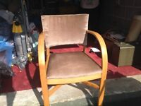 Chair for sale, wood